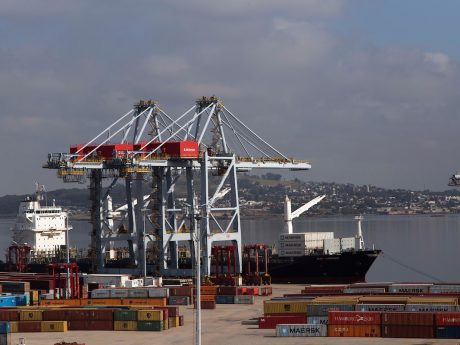 puerto montevideo dragado 14 metros